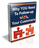 Thumbnail Why You Need To Follow-Up With Your Customers