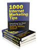 Thumbnail 1000 Internet Marketing Tips