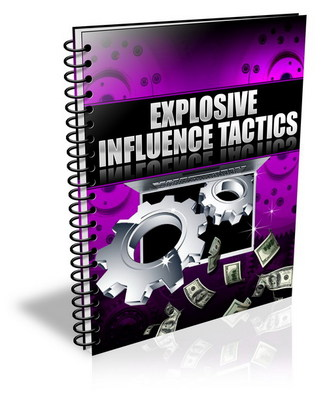 Product picture Explosive influence tactics