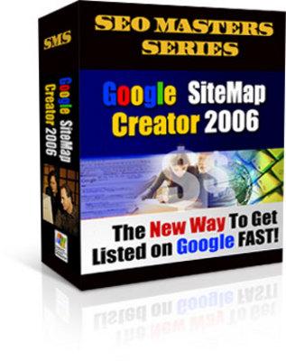 Product picture Google SiteMap Generator