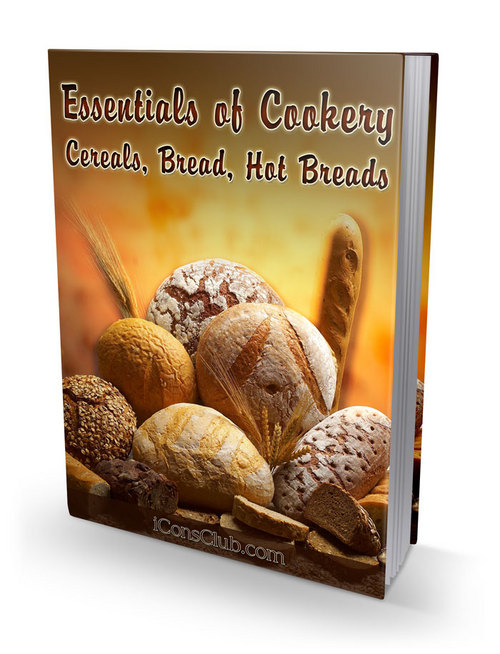 Product picture Essentials of Cookery; Cereals, Bread, Hot Breads