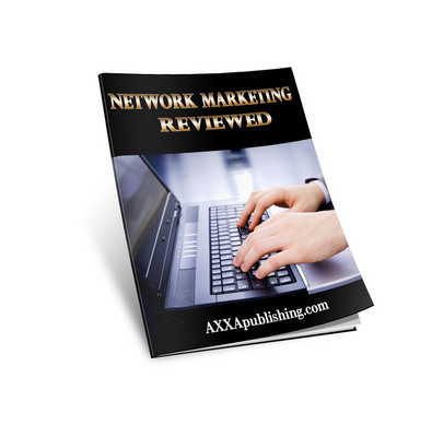 Product picture Network Marketing Reviewed + PLR