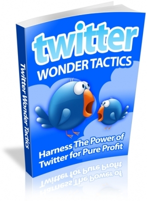 Product picture Twitter Wonder Tactics
