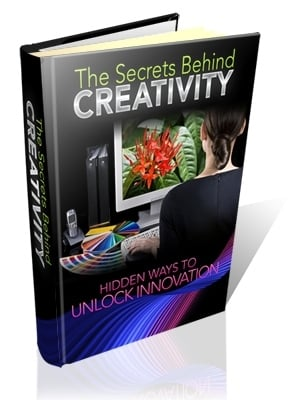 Product picture The Secrets Behind Creativity