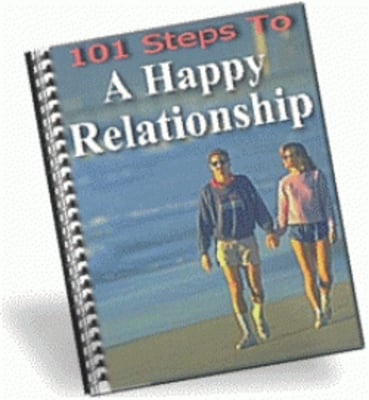 Product picture 101 Steps To A Happy Relationship