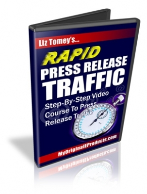 Product picture Rapid Press Release Traffic
