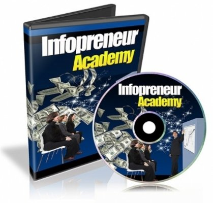 Product picture Infopreneur Academy