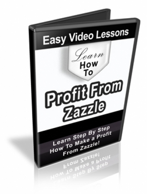 Product picture Learn How To Profit From Zazzle