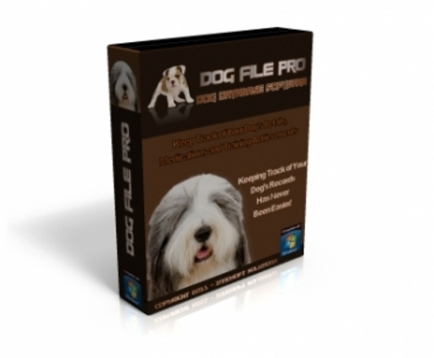 Product picture Dog File Pro