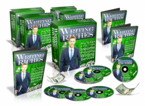 Product picture Writing Riches
