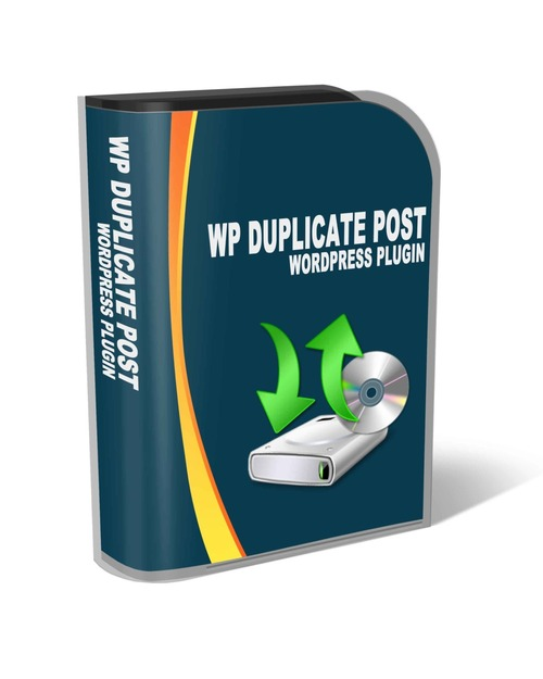 Product picture WP Duplicate Post Plugin