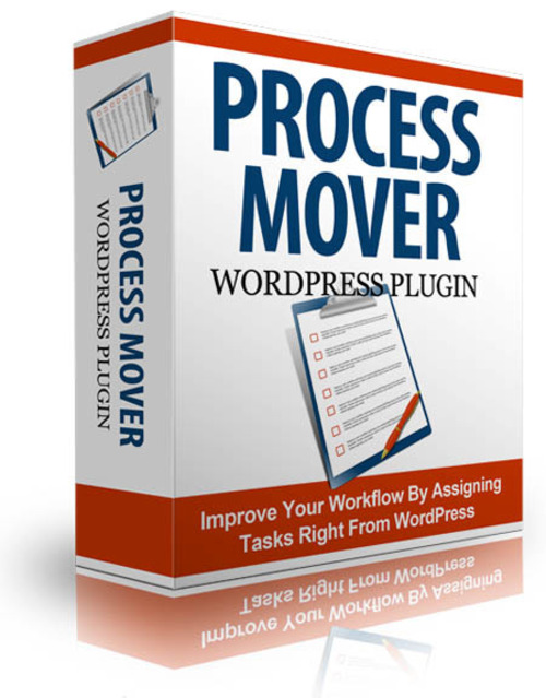 Product picture Process Mover WordPress Plugin