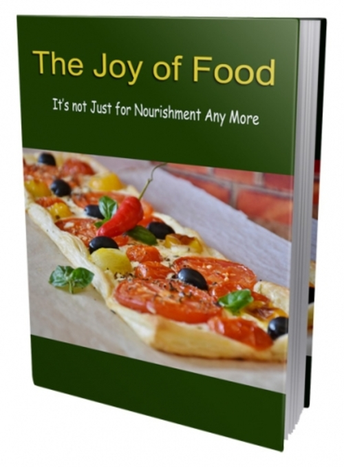 Product picture The Joy Of Food